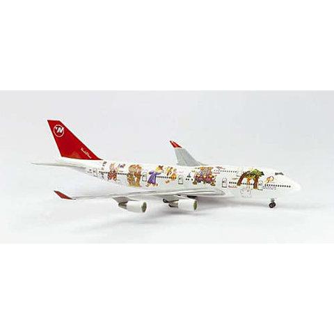 B747-400 Northwest Worldplane 1:200 *Discontinued*