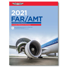 ASA - Aviation Supplies & Academics FAR AMT 2021