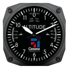 "Trintec Industries Cessna 6"" Altimeter Clock"
