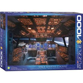 Puzzle Space Shuttle Cockpit