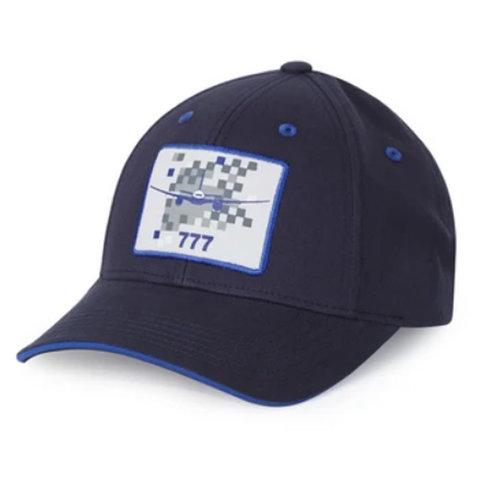 777 Pixel Graphic Hat