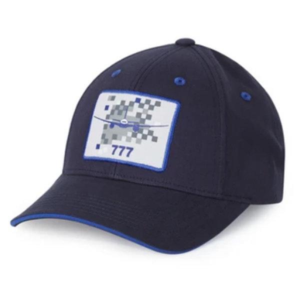 Boeing Store 777 Pixel Graphic Hat