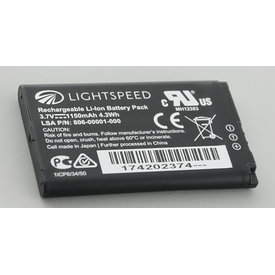 Lightspeed Rechargeable Lithium Ion Battery (for Lightspeed Tango headset)