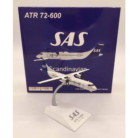 ATR72-600 SAS Scandinavian Nordica ES-ATI 1:200