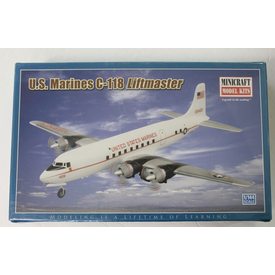 Minicraft Model Kits C118 LIFTMASTER USMC 1:144
