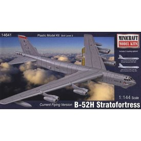 Minicraft Model Kits B52H [MODERNIZED] 1:144