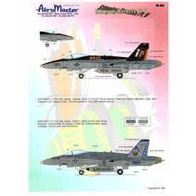 Aeromaster F18A/C Stinging Hornets Part V 1:48*Discontinued*