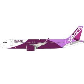 JFOX A320neo Peach Aviation JA201P 1:200