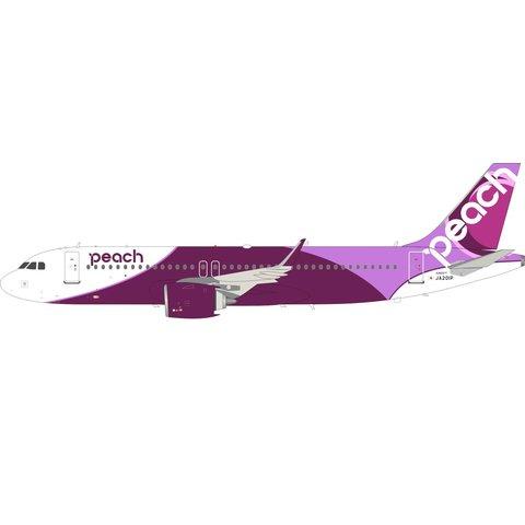 A320neo Peach Aviation JA201P 1:200