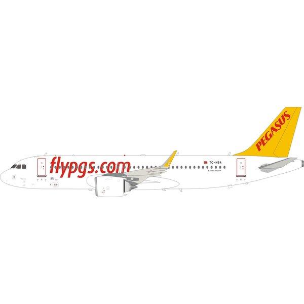 JFOX A320neo Pegasus flypgs.com TC-NBA 1:200
