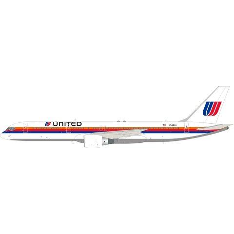 B757-200 United Saul Bass N546UA 1:200 +Preorder+