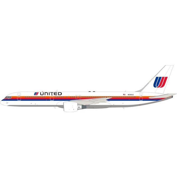 InFlight B757-200 United Saul Bass N546UA 1:200 +Preorder+
