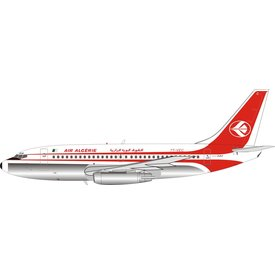 InFlight B737-200 Air Algerie old livery 7T-VEC 1:200