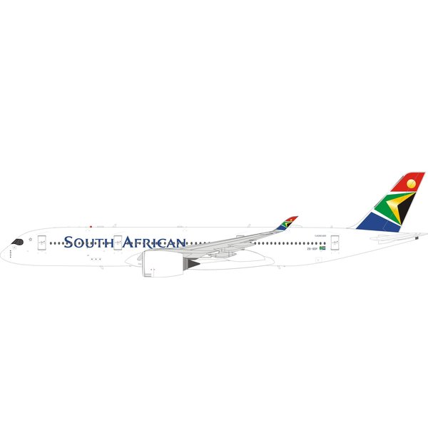 InFlight A350-900 South African Airways ZS-SDF 1:200 +Preorder+