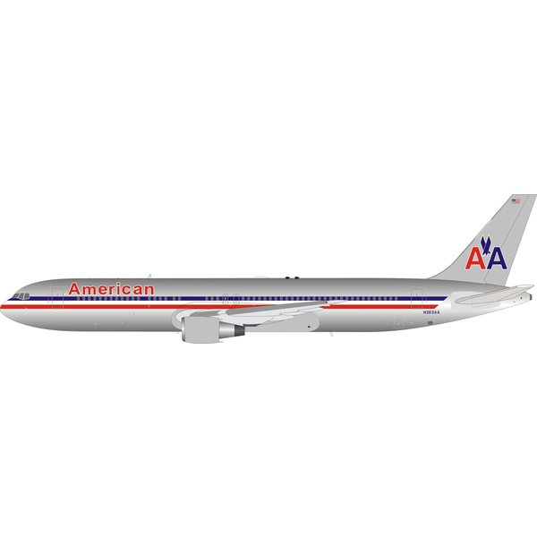 InFlight B767-300ER American Airlines AA old livery N363AA 1:200 +Preorder+