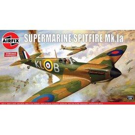 Airfix Supermarine Spitfire Mk1A 1:24 Vintage Classic