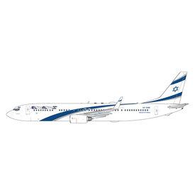Gemini Jets B737-900ERW ElAl 4X-EHD Peace 1:400 +Preorder+