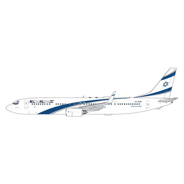 Gemini Jets B737-900ERW ElAl 4X-EHD Peace 1:400