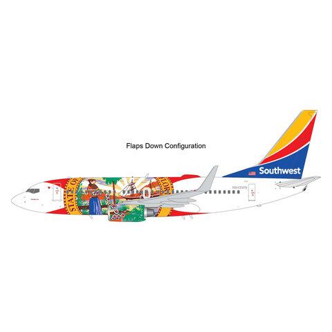 B737-700W Southwest Florida One 1:200 Flaps