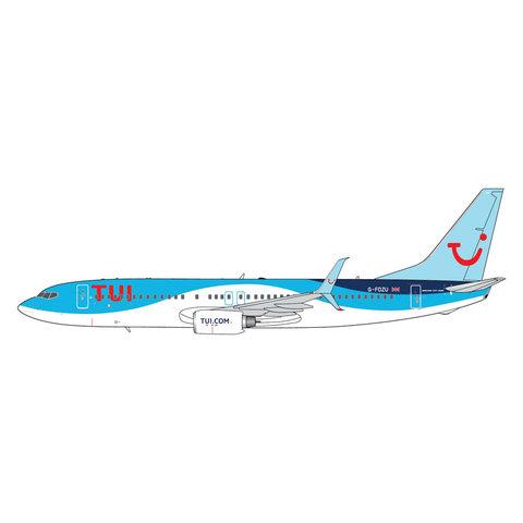 B737-800S TUI Airways G-FDZU 1:400 scimitars