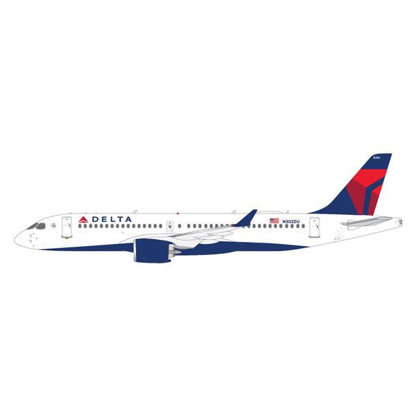 Gemini Jets A220-300 Delta Air Lines N302DU 1:200
