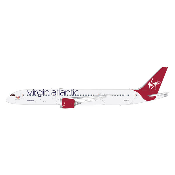 Gemini Jets B787-9 Dreamliner Virgin Atlantic G-VZIG 1:200