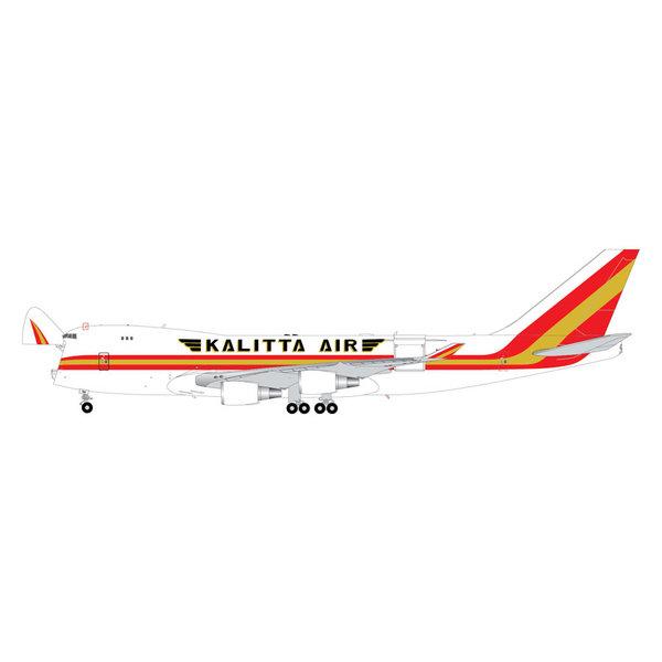 Gemini Jets B747-400ERF Kalitta Air N782CK 1:200 (Interactive)