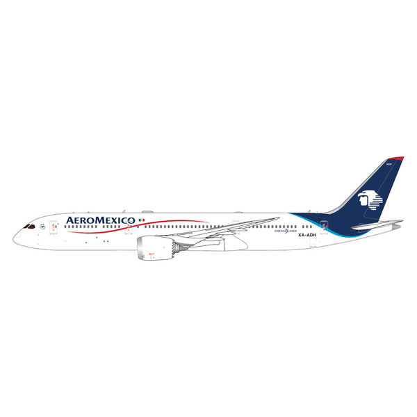 Gemini Jets B787-9 Dreamliner Aeromexico XA-ADH 1:400