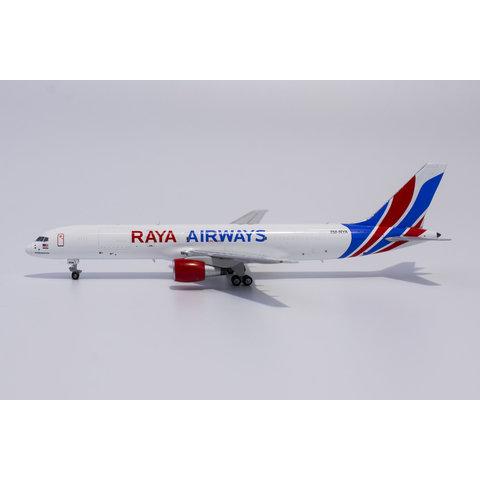 B757-200PCF Raya Airways new c/s 9M-RYA 1:400