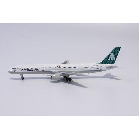B757-200 Mexicana N758MX  Green Tail 1:400