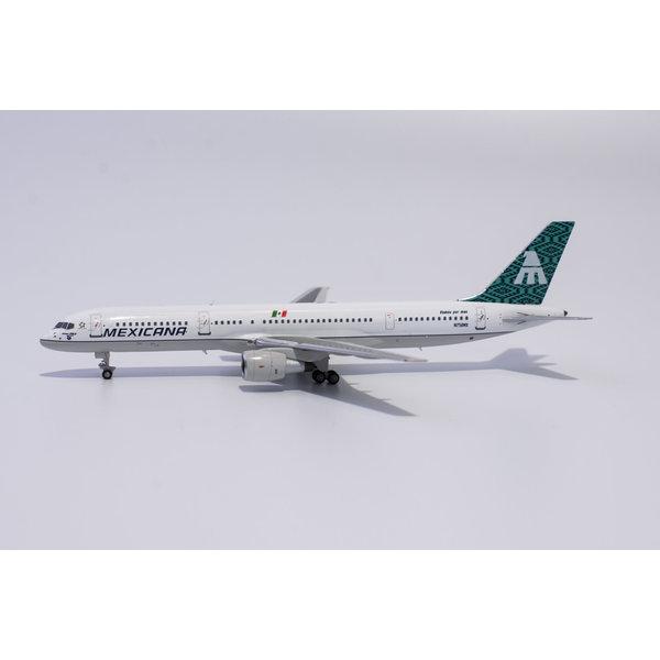 NG Models B757-200 Mexicana N758MX  Green Tail 1:400