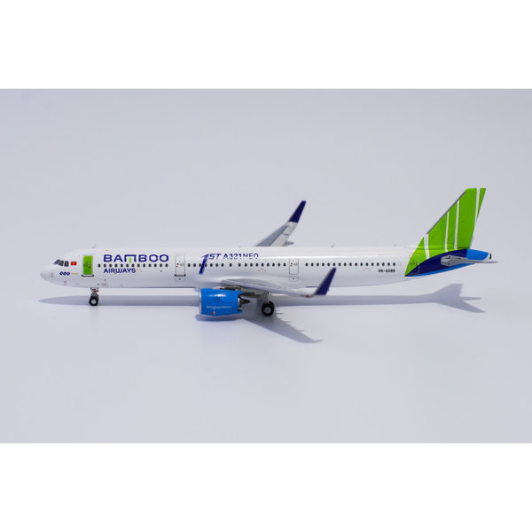 NG Models A321neo Bamboo 1st A321neo VN-A588 1:400