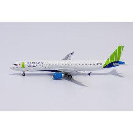 NG Models A321 Bamboo Airways VN-A585 1:400