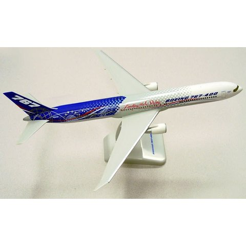 B767-400 Boeing House livery Leading the Way 1:200