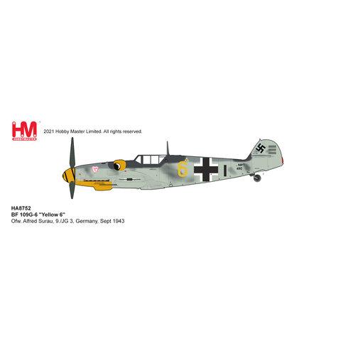 BF109G-6 9./JG 3 YELLOW6 Surau 1:48 +Preorder+