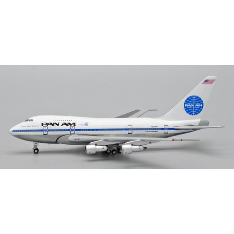B747SP Pan Am Clipper New Horizons N533PA 1:400