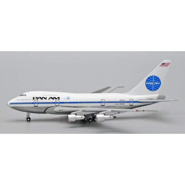 JC Wings B747SP Pan Am Clipper New Horizons N533PA 1:400