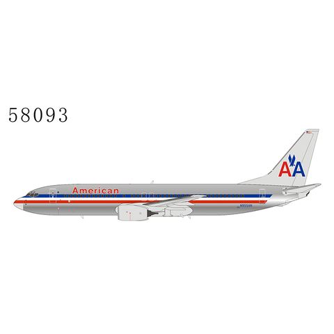 B737-800 American Airlines AA Livery N955AN 1:400