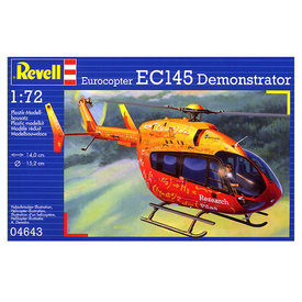 Revell Germany EC145 Demonstrator 1:72 *O/P*
