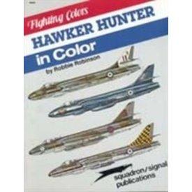 Squadron Hawker Hunter: In Color: Squadron #6506 SC +SALE+