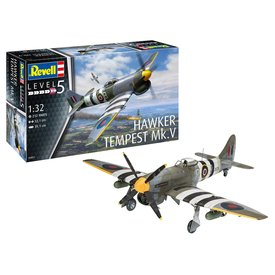 Revell Germany Hawker Tempest Mk.V 1:32 [Ex-Special Hobby]