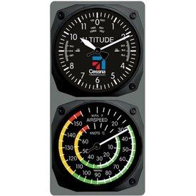 Trintec Industries Cessna Classic Altimeter/Airspeed (NEW)