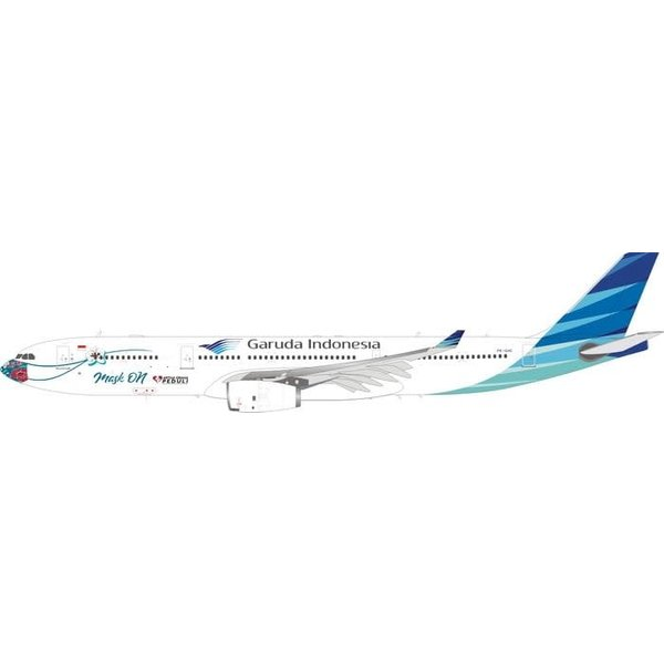 Phoenix A330-300 Garuda Mask On #4 PK-GHC 1:400
