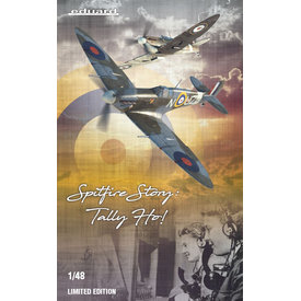 Eduard The Spitfire Story:Tally Ho!  1:48 Dual combo