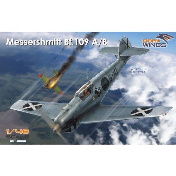 DoraWings Messerschmitt Bf109A/B Legion Kondor 1:48
