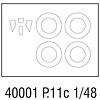 ARMA PZL P.11c Expert set 1:48