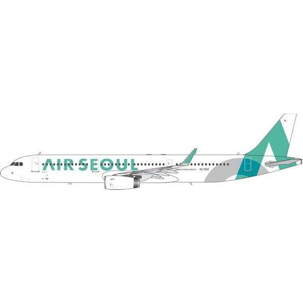 Phoenix A321S Air Seoul HL7212 1:400 sharklets +preorder+