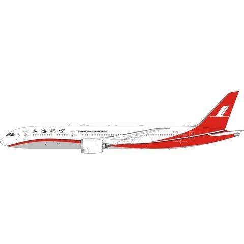 B787-9 Dreamliner Shanghai Airlines B-1113 1:400