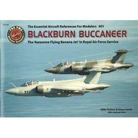 Blackburn Buccaneer: FOX TWO Modeler's Essentials #01 Mini