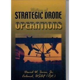 History of Strategic Drone Operations HC ++SALE++